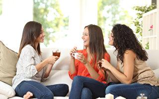 研究:拥有好朋友比受欢迎更让人快乐
