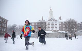 哈佛录取新生非白人占50.8% 面临歧视指控