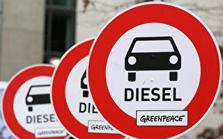 限制進大城市?德國二手柴油車價格大跌