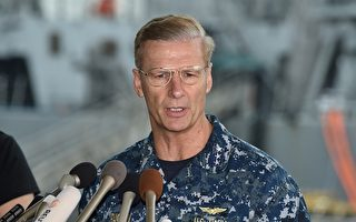 美軍艦接連撞船 第七艦隊司令遭解職