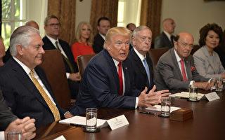 川普:美国将会且有能力对付朝鲜