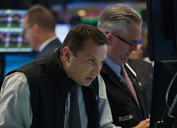 信息保證分析師是眼下比較熱門的職業。(BRYAN R. SMITH/AFP/Getty Images)