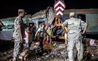埃及火車相撞事故  升至41死179傷