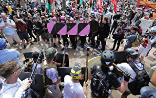 维州集会爆冲突一死 川普谴责暴力吁团结