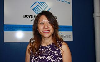 加州平稅委員會主席、前眾議院副議長馬世雲(Fiona Ma)。(李甜/大紀元)