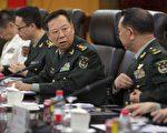 傳現任中共陸軍司令李作成將爆冷補位軍委副主席。(MARK SCHIEFELBEIN/AFP/Getty Images)