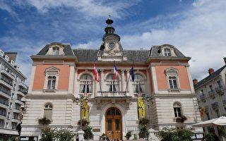组图:法国公爵之城尚贝里