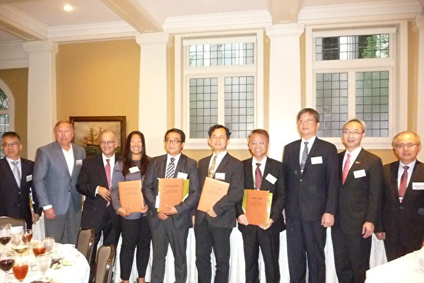 台灣與華州建構四大產業創新合作平臺