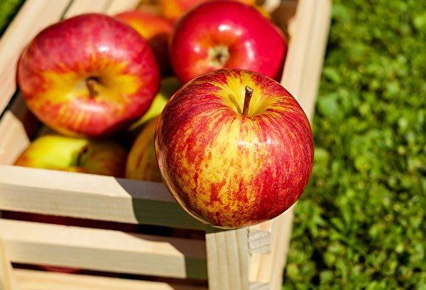 蘋果。(Couleur/CC/Pixabay)