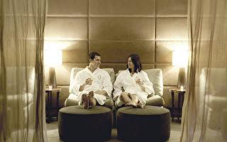 享受五星級酒店中的SPA!