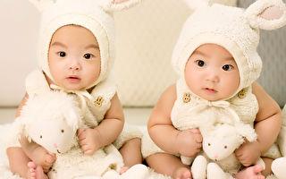 研究:近35年全球双胞胎出生率达峰值