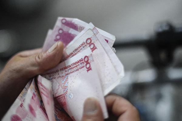 分析:一張圖揭示中共多印人民幣內幕