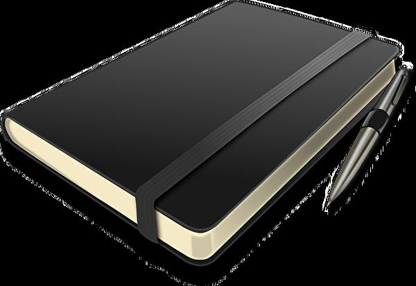 笔记本。(Pixabay)