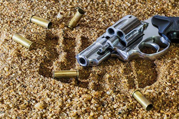 枪支等武器非常危险,如果您持有枪支,请确保其不会被人轻易得到从而酿成危险。(Pixabay)