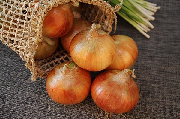 洋蔥。(Rotozld/CC/Pixabay)