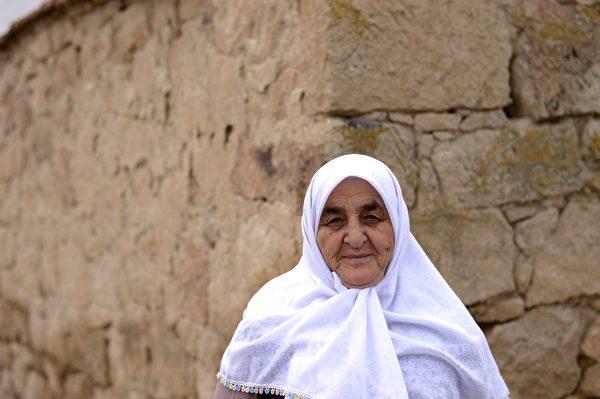 土耳其妇女。(shutterstock)