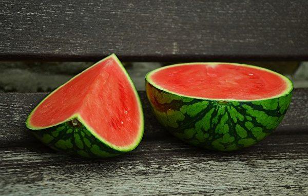 西瓜。(congerdesign/CC/Pixabay)