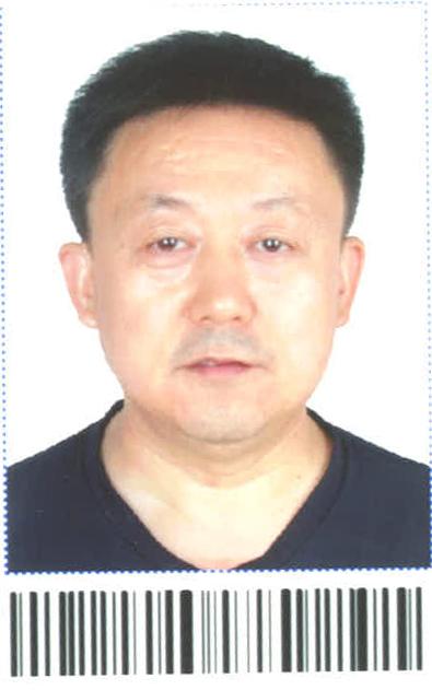 南京法輪功學員馬振宇。圖為馬振宇證件照。(大紀元)