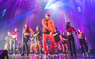周汤豪世界巡演台北开跑 舞台规格媲美小巨蛋