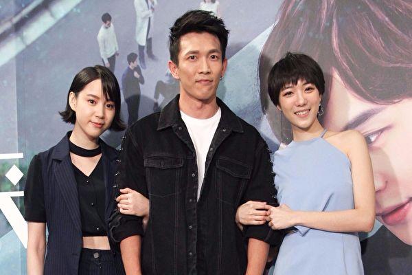 黃尚禾出席威劇首映 談入圍金鐘表露期待