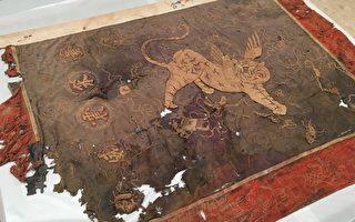 130年前的清朝菜刀旗 正式指定為一般文物