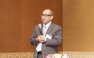 谈台经济发展 郑贞茂:挺过疫情 更在意永续布局