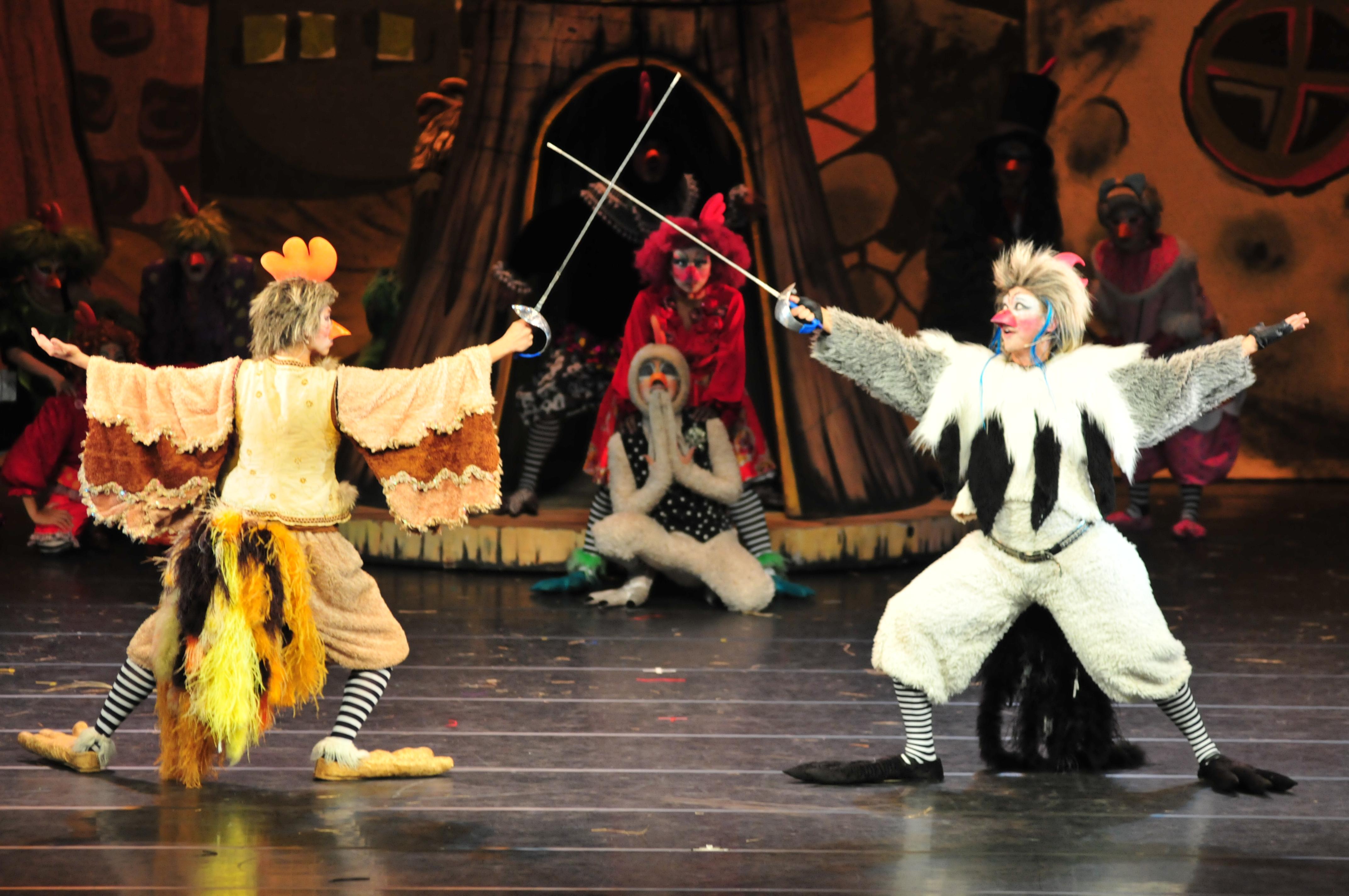 紙風車劇團9月23日演出《雞城故事》 | 歌舞劇| 大紀元