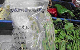 抽驗秋節食品 南投4件防腐劑農藥超標