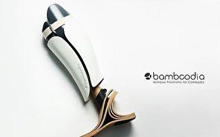 """东海大学工业设计系学生""""Bamboodia""""作品,获今年度""""德国红点概念设计奖""""。(东海大学提供)"""