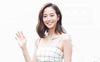 「古典美人專業戶」張鈞甯 與李晨片場裝不熟