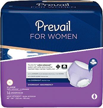 陪維爾女用夜間吸收防護內褲,為夜間大量失禁提供長達10 小時的保護,超強吸收,合身舒適 透氣,比其它品牌乾爽5 倍。