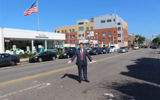校區交通標誌問題多 市議員候選人發聲