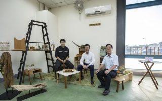 开创绿色经济 再生家具厂赋予旧木新生命