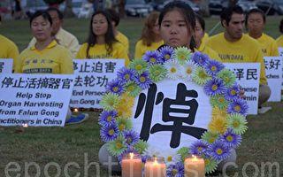 千百度:中共迫害法轮功的新罪行