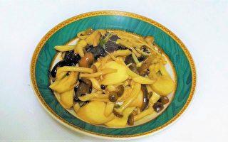 奧莉薇小姐的廚房:抗癌化療餐-鮮炒五菇