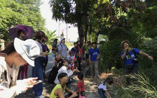 全國古蹟日 雲林舉辦認識眷村自然生態