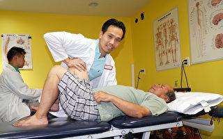 治坐骨神经痛 物理治疗显奇效