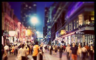 多伦多电影节开幕 King街部分封路