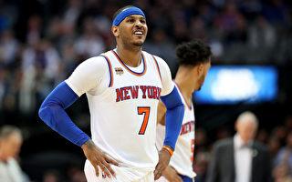 NBA安東尼加入雷霆大軍 新三巨頭儼然成型