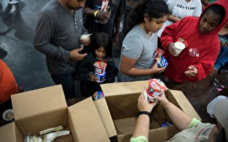 新澤西全方位協助哈維颶風救援