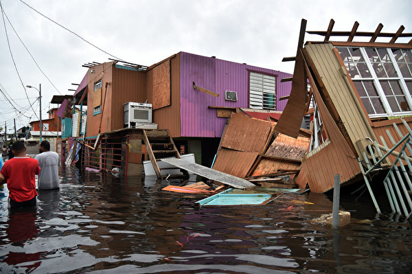 租水未退。(HECTOR RETAMAL/AFP/Getty Images)
