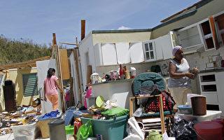 波多黎各受灾 川普吁送水送食 下周亲访