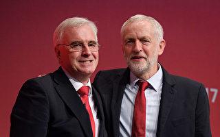 英国工党承诺基础设施国有化