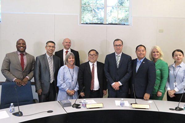 聖馬利諾學區再獲加州學測第一名