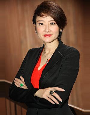 灣區保險理財專家Jun Yuan,她是國家人壽鑽石會員、百萬經紀俱樂部會員。(Jun Yuan提供)