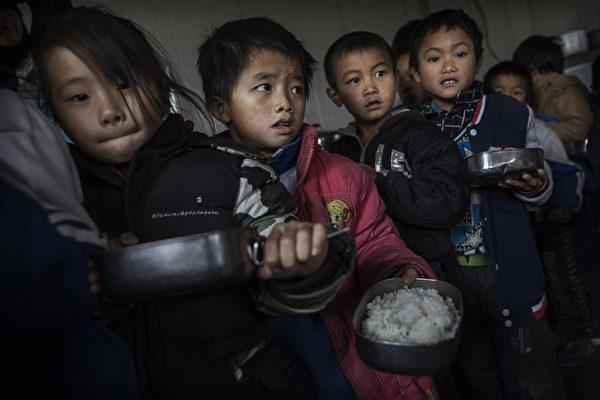 中國半數農村娃智力發育遲緩 27%貧血