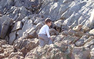 爸爸要儿子搬一块超重的石头,大家知道原因后都深受启发