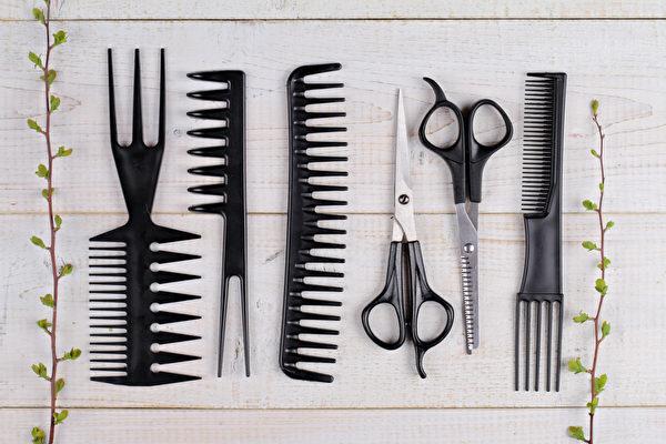 這是美髮師的工具。(Fotolia)