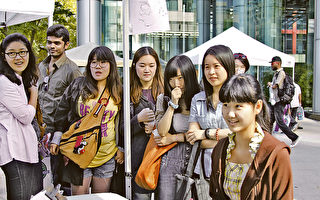 開學季始 國際學生湧入大溫
