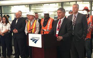賓州車站整修結束 5日起或恢復正常